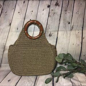 💕 The Sak Crocheted Hand Bag